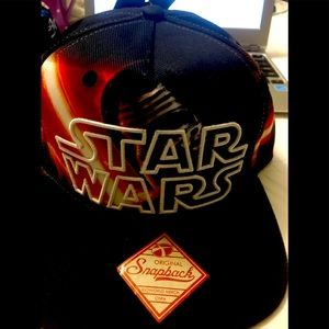 Star Wars Sublimated Men's SnapBack cap New